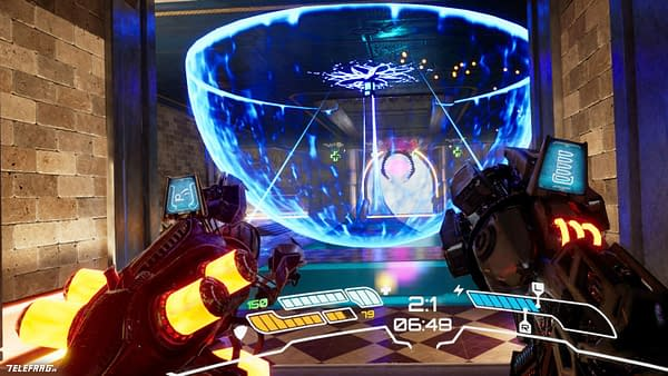 "Interview: Chatting With Anshar Studios About ""Telefrag VR"""