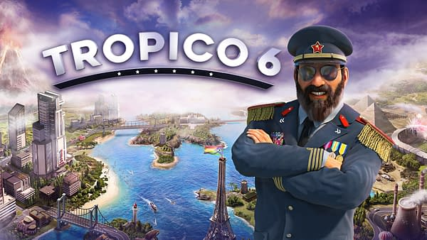 """""""Tropico 6"""" Will Be Released On Consoles This September"""