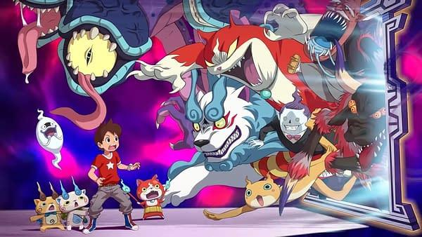 "Level-5 Announces ""Yo-Kai Watch 4"" Western Release Date"