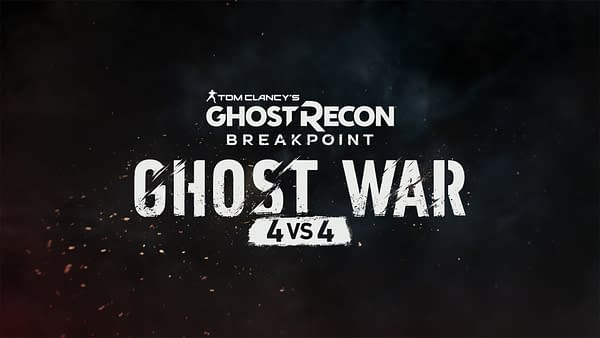 """""""Ghost Recon Breakpoint"""" Shows Off PvP Mode At Gamescom"""