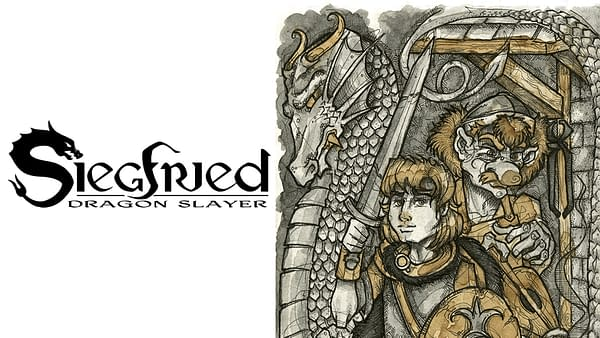 Siegfried: Dragon Slayer – Article for Bleeding Cool
