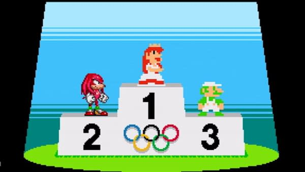 """""""Mario & Sonic At The Olympic Games Tokyo 2020"""" Will Have 2D Events"""