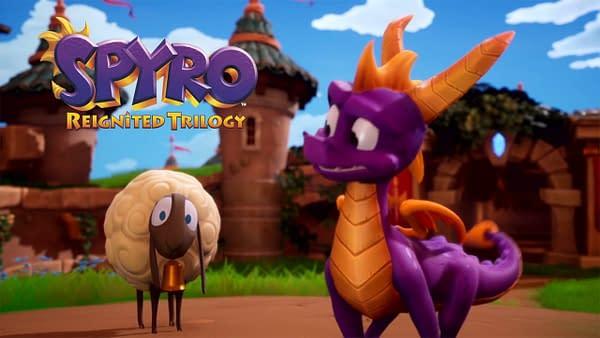 Spyro Reignited Trilogy New Platforms Launch Trailer