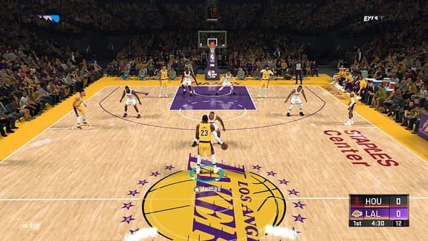 """""""NBA 2K20"""" Releases New Info On System Improvements"""