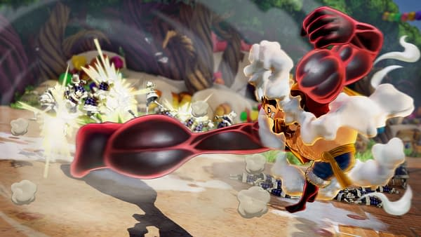 One Piece Pirate Warriors 4 Expands It's Roster In New Trailer