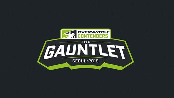 """Blizzard Releases Details On The """"Overwatch"""" Contenders Gauntlet in Seoul"""