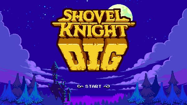 """Yacht Club Games Announce """"Shovel Knight Dig"""" Ahead Of PAX West"""