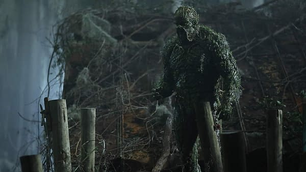 Swamp Thing is coming to The CW, courtesy of DC Universe.