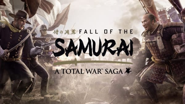 "Creative Assembly Announces ""A Total War Saga: Fall Of The Samurai"""
