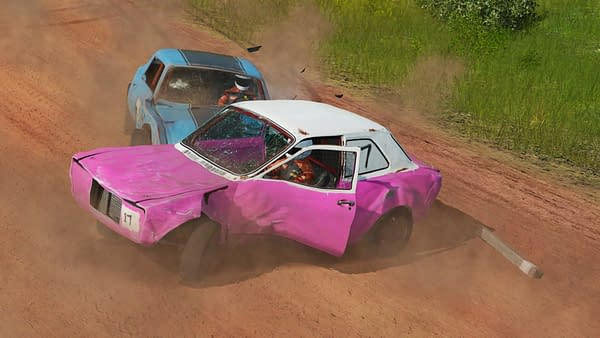 """THQ Nordic Releases A Brand New Trailer For """"Wreckfest"""""""