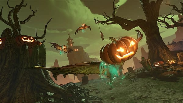 """Borderlands 3"" Reveals More Details On Their Halloween Event"