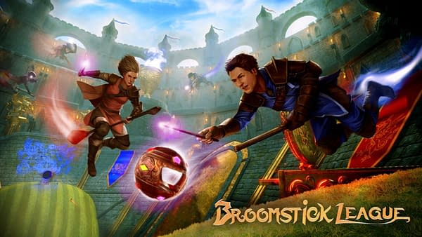 """Broomstick League"" Will Debut At TwitchCon 2019"