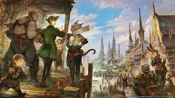 """Final Fantasy XIV: Shadowbringers"" Reveals 5.1 Patch Details"