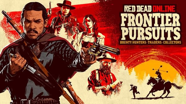 """Frontier Pursuits Drops Into """"Red Dead Online"""" This Tuesday"""