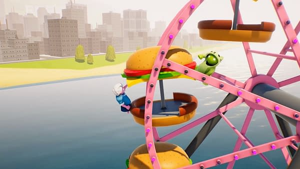 """[REVIEW] """"Gang Beasts"""" is Zany Party Madness"""