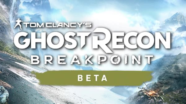"""Ghost Recon Breakpoint"" Will Be Holding An Open Beta"