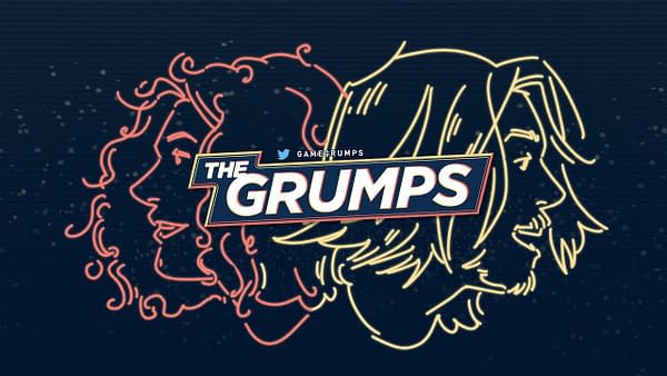 """Game Grumps"" Hosts Play ""Magic: The Gathering"""