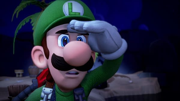 "Nintendo Reveals More About ""Luigi's Mansion 3"" On Nintendo Direct"