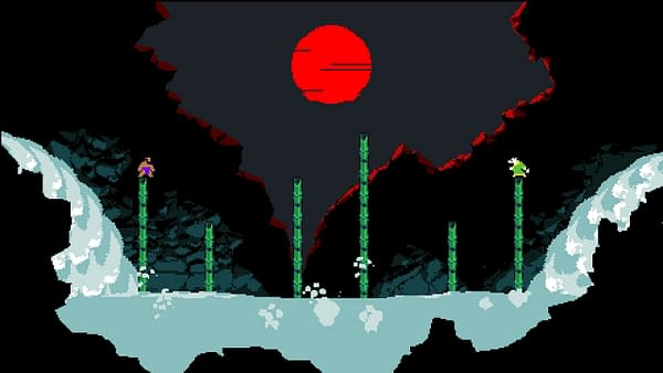 """Samurai Gunn 2"" includes a Campaign, Co-Op Mode, and a Visual Novel"
