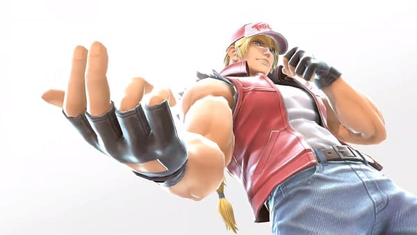 """Terry Bogard And More Announced For """"Super Smash Bros Ultimate"""" In Nintendo Direct"""