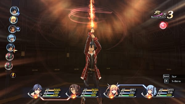 """""""The Legend of Heroes: Trails of Cold Steel II"""""""