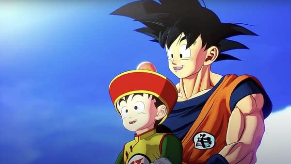 Goku & Gohan in Dragon Ball Z: Kakarot. Credit: Bandai NAMCO
