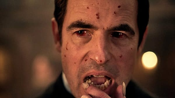 """""""Try and Stay Calm, You're Doing Very Well"""" – BBC One's Dracula Trailer Drops at MCM London Comic Con"""