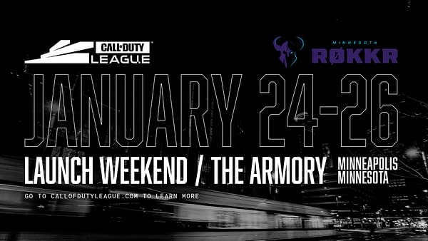 Call Of Duty League Reveals Inaugural Event For January 2020