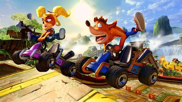 """Crash Team Racing: Nitro-Fueled"" Gets Three More Free Seasons"