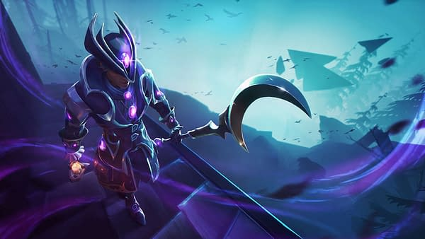 """Dauntless"" Launches The Dark Harvest Seasonal Event With A New Patch"