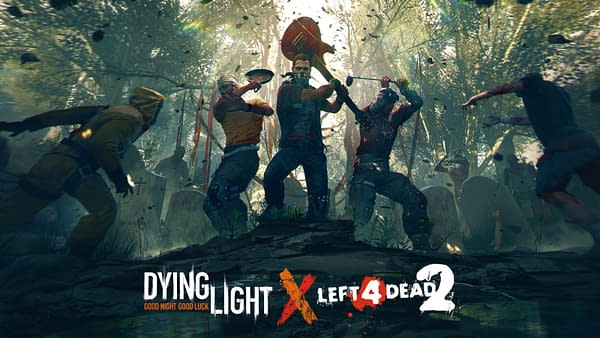 """Dying Light"" Is Getting a ""Left 4 Dead 2"" Crossover Event"