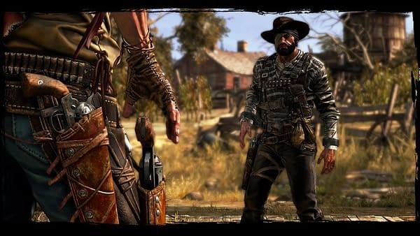 """""""Call of Juarez: Gunslinger"""" Arrives on Switch This December"""
