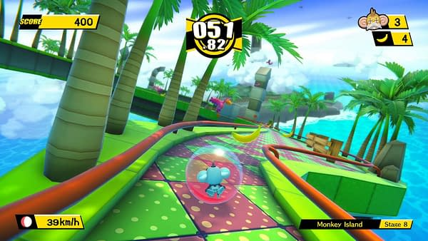 """Go Bananas With """"Super Monkey Ball: Banana Blitz HD"""", Out Now"""