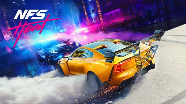 """Check Out The """"Need For Speed Heat"""" Launch Trailer"""