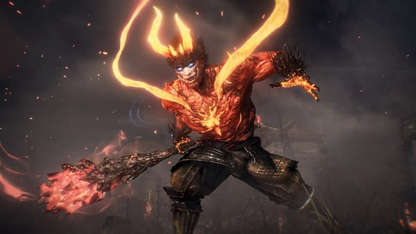 """Nioh 2"" Slashes Onto PlayStation 4 in Spring 2020"