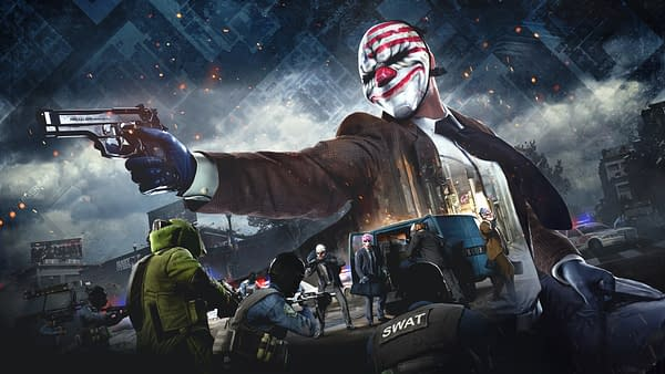 """Payday 3"" Won't Be Coming Out Until At Least 2022"
