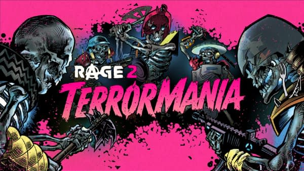 "Bethesda Has Unleashed TerrorMania Into ""Rage 2"""