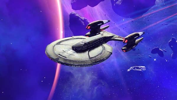 "Hero Collector Reveals New ""Star Trek Online"" Starship Models"