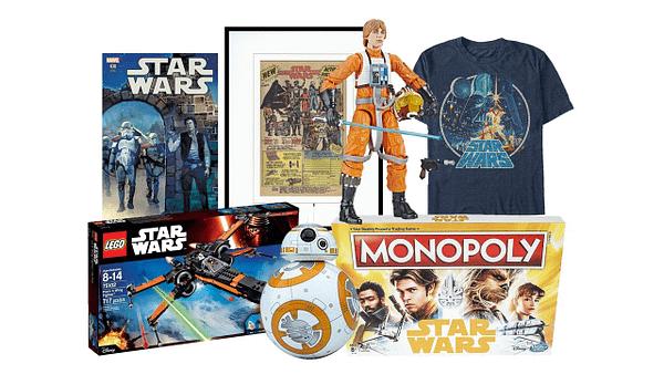 "Giveaway: Ebay's Amazing ""Star Wars"" Bundle"
