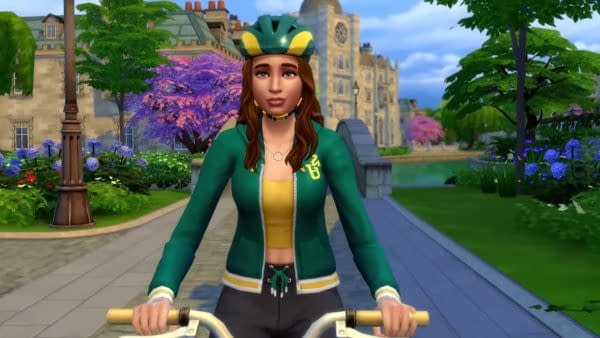 """""""The Sims 4: Discover University"""" Officially Debuts This November"""