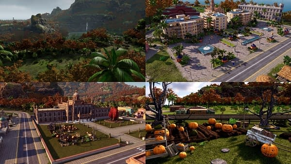"""Tropico 6"" Now Has It's Own Halloween Seasonal Event"