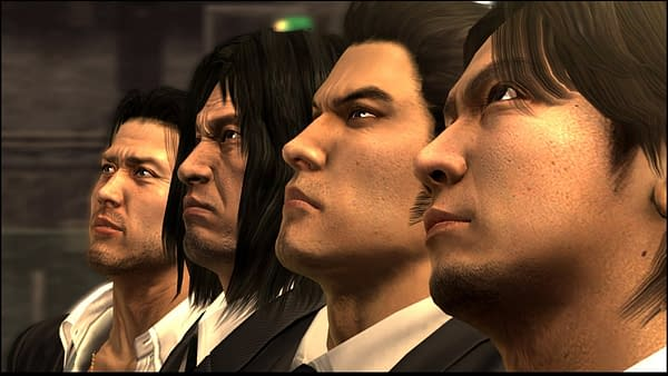 "Kazuma Kiryu Returns in ""Yakuza 4 Remastered,"" Available Now on PS4"