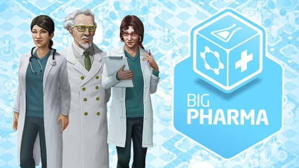 """Big Pharma"" Will Be Getting A Console Release In December"