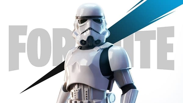 "Stormtroopers Officially Invade ""Fortnite"" With ""Star Wars"" Content"