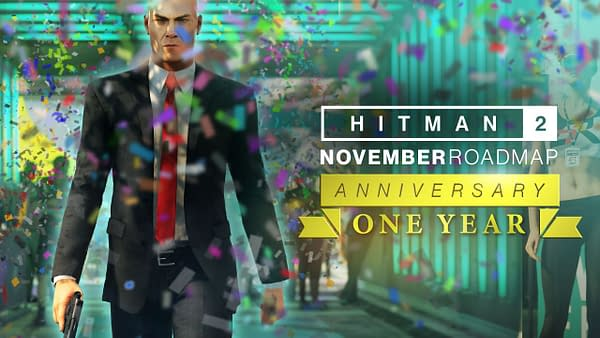 """Hitman 2"" Celebrates The One-Year Anniversary With A New Roadmap"
