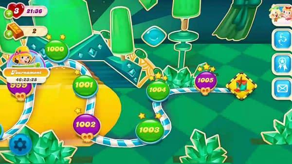 """Candy Crush Soda Saga"" Has Amassed More Than $2 Billion Since Launch"
