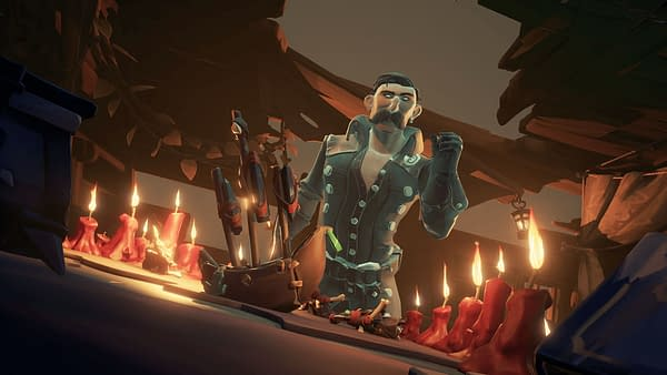 """Sea Of Thieves"" Receives It's Latest Adventure In ""The Seabound Soul"""