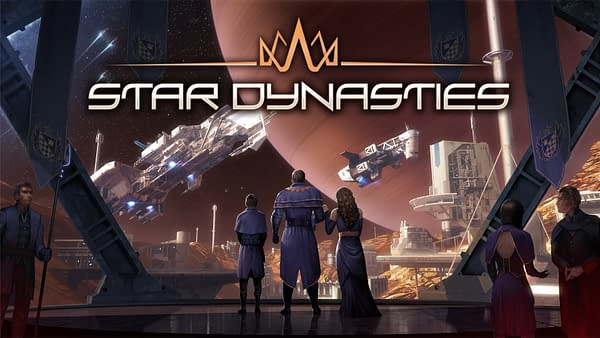 "Iceberg Interactive Announces ""Star Dynasties"" For PC In 2021"