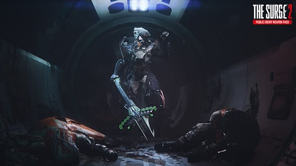 """""""The Surge 2"""" Releases The Public Enemy Weapon Pack DLC"""