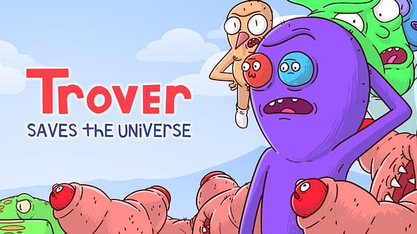 """""""Trover Saves The Universe"""" Is Headed To Xbox One & Nintendo Switch"""